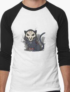 Neko Reaper Overwatch  Men's Baseball ¾ T-Shirt