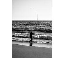 Today's Catch Photographic Print