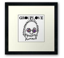 Grouplove  Framed Print