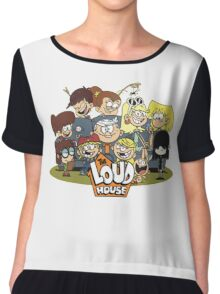 In the Loud House! Chiffon Top