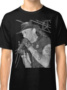 Stephen Pearcy from RATT B&W Classic T-Shirt
