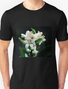 Lemon Blossoms Unisex T-Shirt