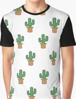 Cactus Town Graphic T-Shirt