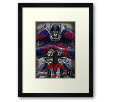 Transformers Age of Extinction Framed Print