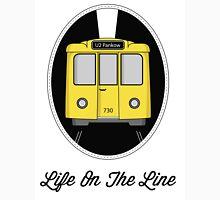 Berlin U-Bahn Train - Life on the Line - Unisex T-Shirt