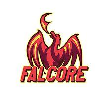 Falcore - eSports Team Photographic Print