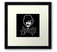 Joker In The Pack Framed Print