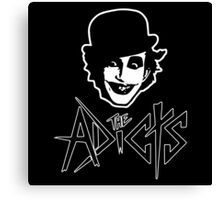 Joker In The Pack Canvas Print