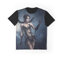 Corvus - gothic style Halloween look  Graphic T-Shirt