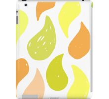 Fruit drops iPad Case/Skin