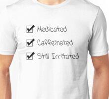 Spoonie Checklist Unisex T-Shirt