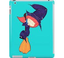 Sleeping Witch Girl iPad Case/Skin