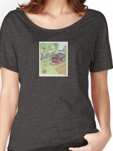 Nine Bean Rows Women's Relaxed Fit T-Shirt
