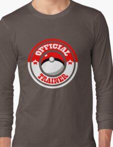 Monster Trainer  Long Sleeve T-Shirt