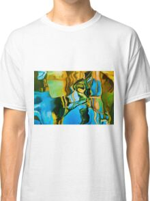 Color Abstraction LXXIII Classic T-Shirt