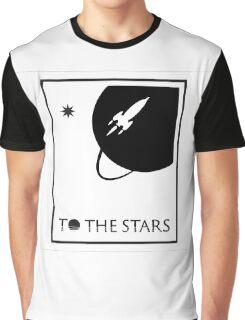 To The Stars - Tom Delonge Graphic T-Shirt
