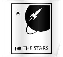 To The Stars - Tom Delonge Poster
