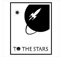 To The Stars - Tom Delonge Photographic Print