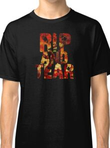 Doom - Rip And Tear Classic T-Shirt