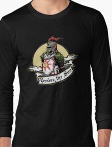 The Original Knight Praise The Sun Long Sleeve T-Shirt