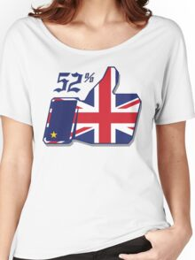 Brexit leave Women's Relaxed Fit T-Shirt