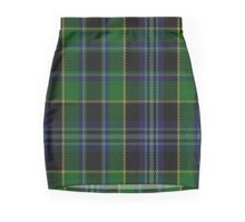 00901 Wilson's No. 30 Fashion Tartan  Mini Skirt