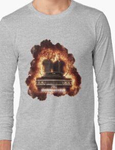 Supernatural Explosion 3 Long Sleeve T-Shirt