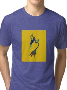 Persefernis Dragon of the Deep Tri-blend T-Shirt