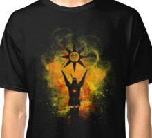 Praise The Sun - Fire Classic T-Shirt