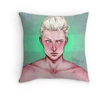 Draco Malfoy Throw Pillow