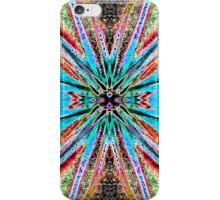God Is Divine Abstraction #5 iPhone Case/Skin