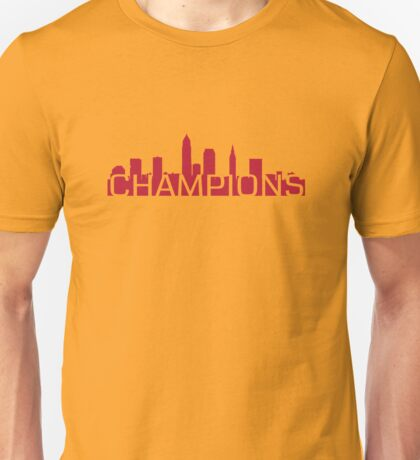 CLE - City of Champions Unisex T-Shirt