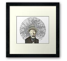 James Joyce Framed Print