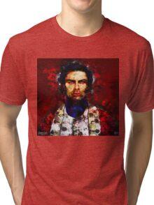 Must of met a man Tri-blend T-Shirt