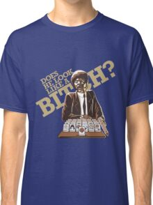 Guess Who - Does he look like a bitch? Classic T-Shirt