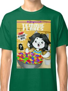 temmie flakes Classic T-Shirt