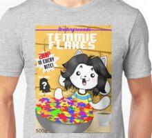 temmie flakes Unisex T-Shirt