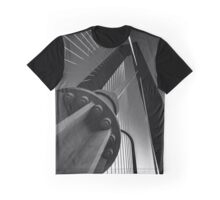 Bridge Perspective Graphic T-Shirt