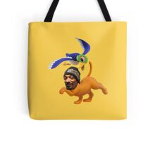 Snoop Hunt Dogg Tote Bag