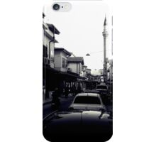 A street in Konya iPhone Case/Skin
