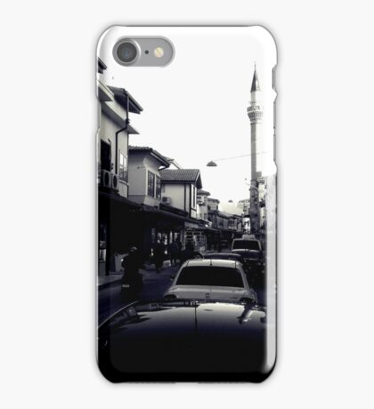 A street in Konya iPhone Case/Skin