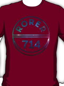 Rorer 714 - Quaaludes - Ludes T-Shirt