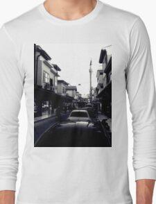 A street in Konya Long Sleeve T-Shirt