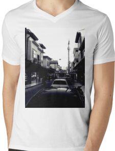A street in Konya Mens V-Neck T-Shirt