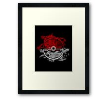 Epic Pokeball Framed Print