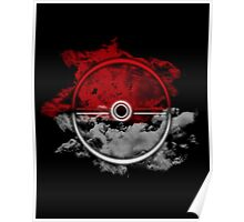 Epic Pokeball Poster