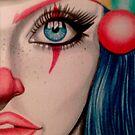 The Clown 2 by AlanZinn