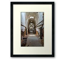 200 Feet to Freedom Framed Print