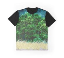 Tree in a Storm Graphic T-Shirt