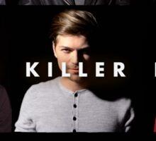 Scream The Killer Sticker